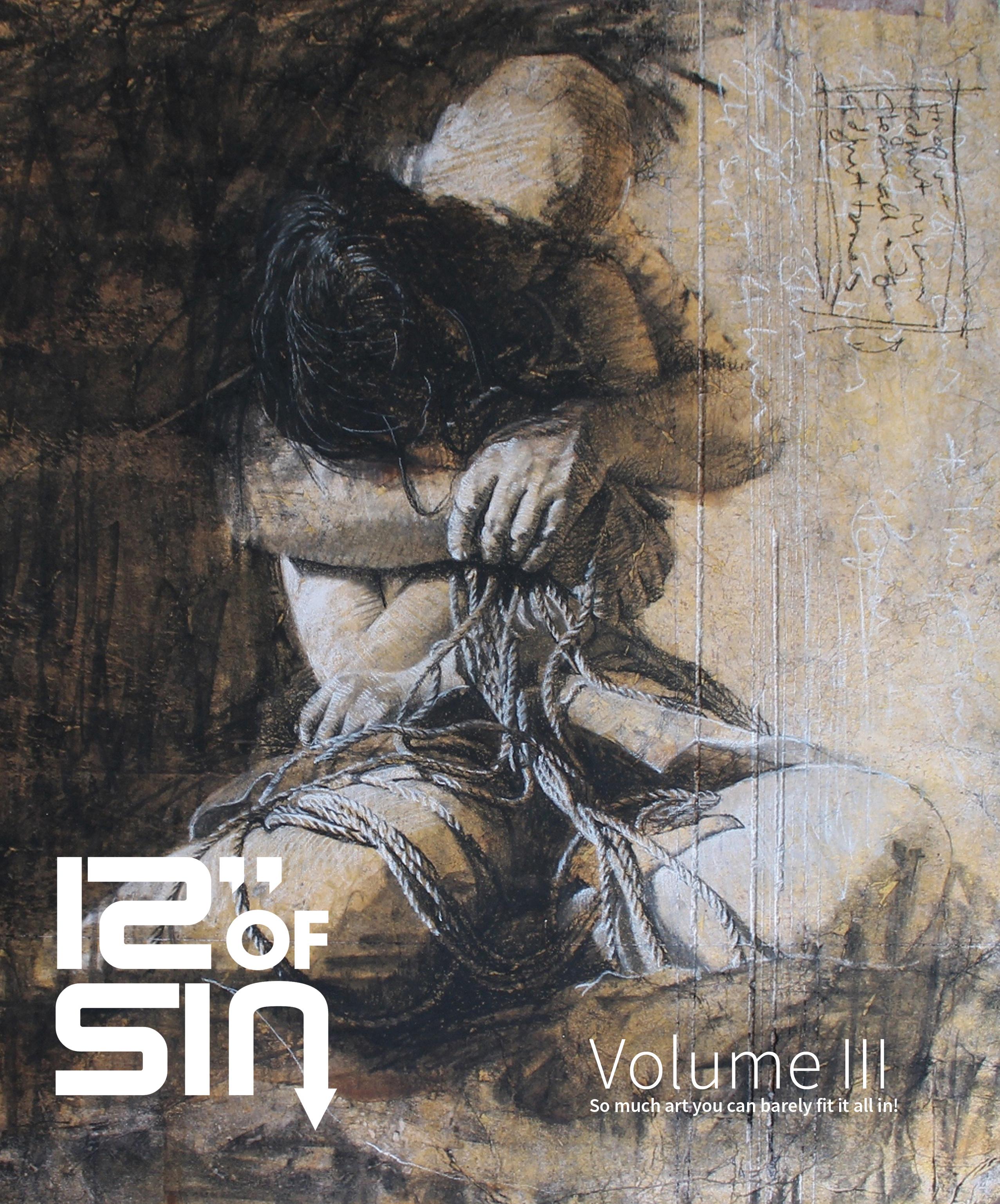 Volume III, Kickstarter Proof, Hardcover, Signed by Dr. Laura Henkel