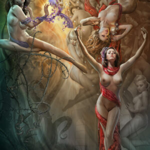 Allure Of The Fleeting by Jeff Wack