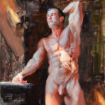 Hot Streak by Eric Wallis