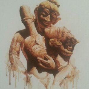Embrace by D. 'Thana' Thanaselvam